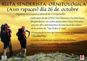 Ruta Senderista A.Cultural
