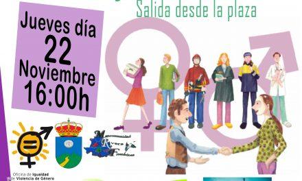 Ruta de los derechos y por los buenos tratos en Casas de Don Gómez y Portaje