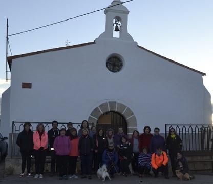 Marcha por la Paz en Torrejoncillo