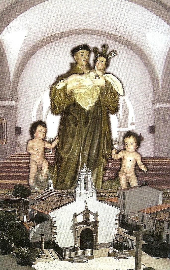 Un año más Torrejoncillo celebra el día de San Antonio