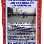 XX San Silvestre de Valdencín