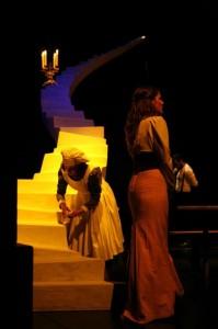 """Escena de """"La Señorita Guardesa"""" - JACHAS TEATRO"""