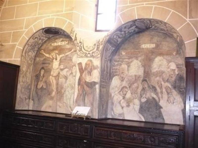 La majestuosidad de la iglesia de San Andrés