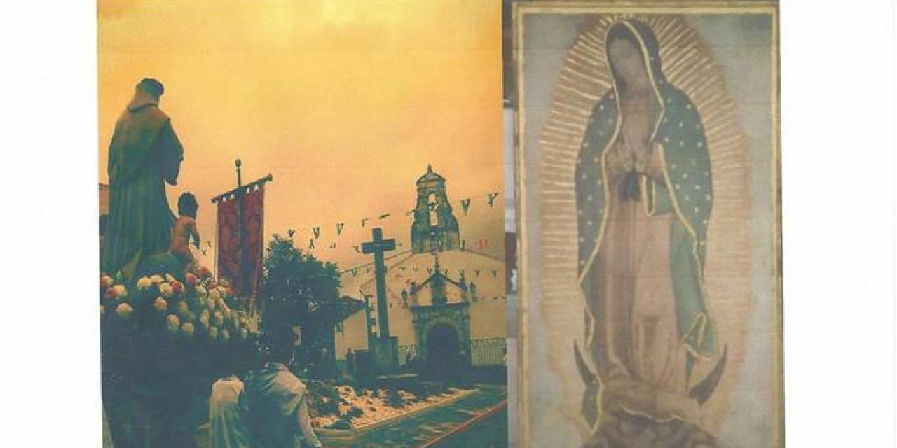 La Virgen de Guadalupe visitará a San Antonio de Torrejoncillo