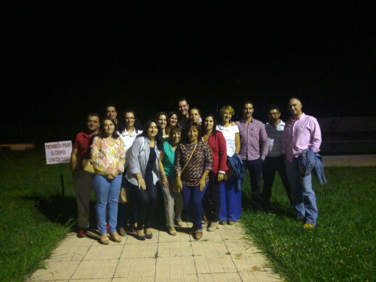 """Cambio de Junta Directiva de la Asociación «Devotos de San Antonio"""""""