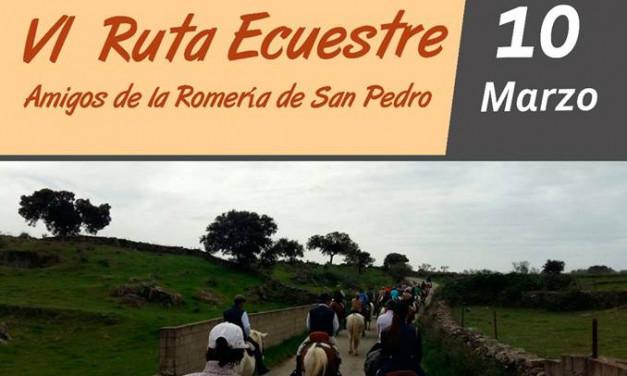 IV Ruta Ecuestre Amigos de la Romería de San Pedro de Torrejoncillo