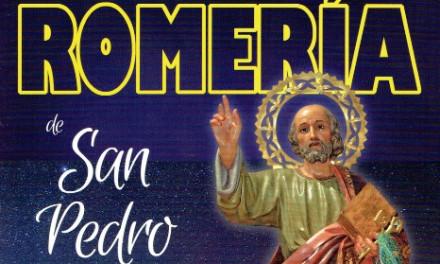 """Programa día de la Romería y Romería """"Chica"""""""