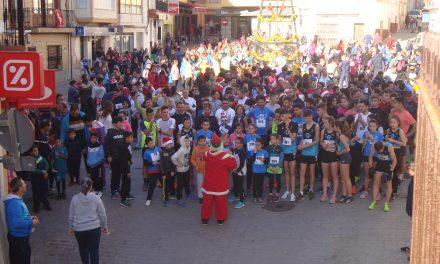 772 participantes en las San Silvestres locales