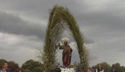 San Pedro volvió a Torrejoncillo
