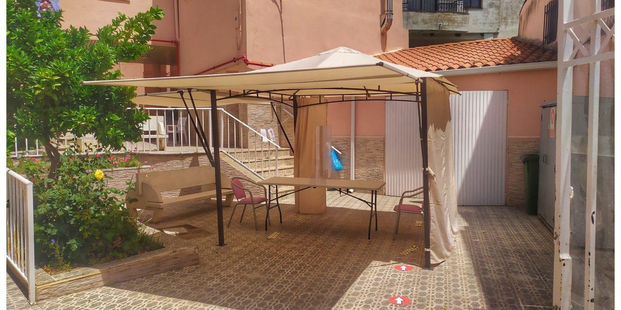 Cierre preventivo a las visitas de la Residencia Santa Isabel Torrejoncillo .
