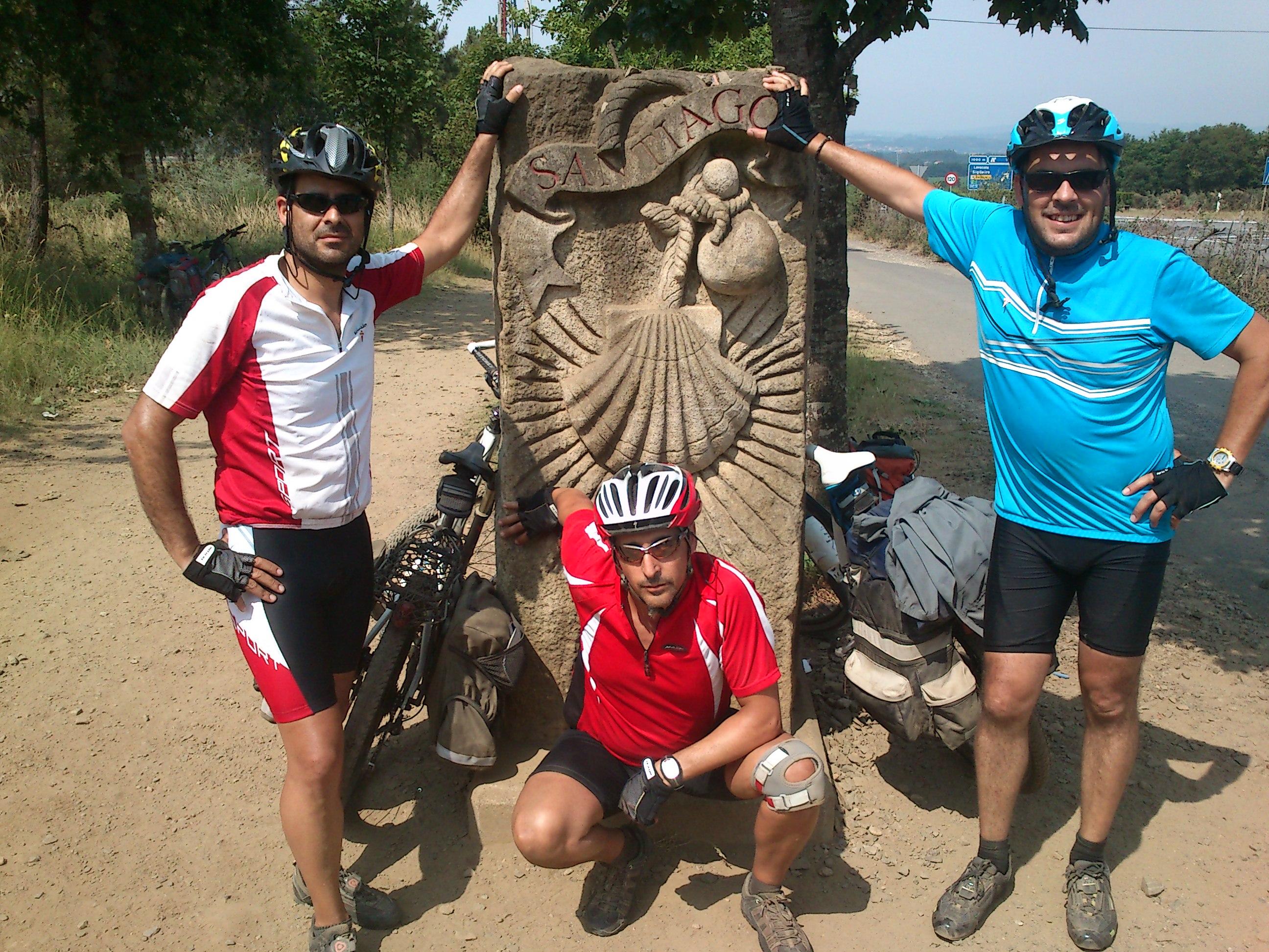 De Torrejoncillo a Santiago de Compostela en BTT: 8 etapas, 700 kms, una experiencia irrepetible
