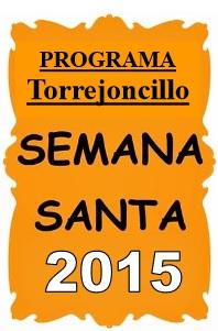 Mañana día 29 de marzo arranca la semana santa Torrejoncillana.