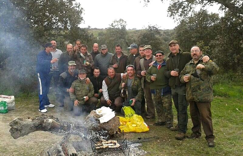 Asamblea de la Sociedad de Cazadores La Defensora