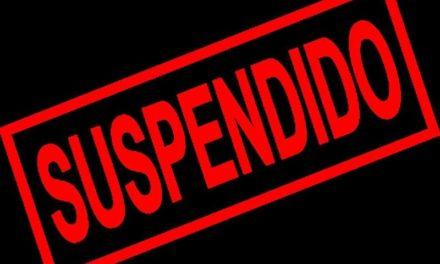 BTT Callejas de Torrejoncillo suspendida