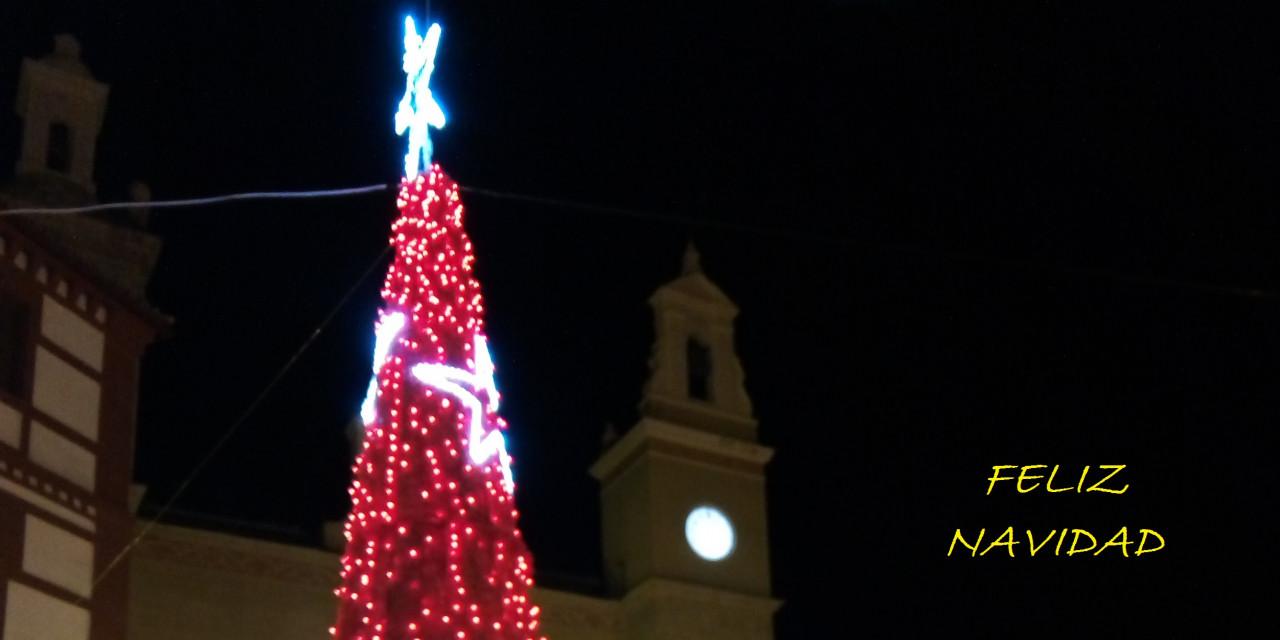 La Asociación Alfares os desea Feliz Navidad