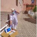 Tablet y Guantes gracias a la Diputación Provincial de Cáceres