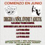 Talleres formativos de Teatro 65 Festival Internacional de Teatro Clásico de Mérida