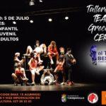 TALLERES FORMATIVOS DE TEATRO GRECOLATINO CERES
