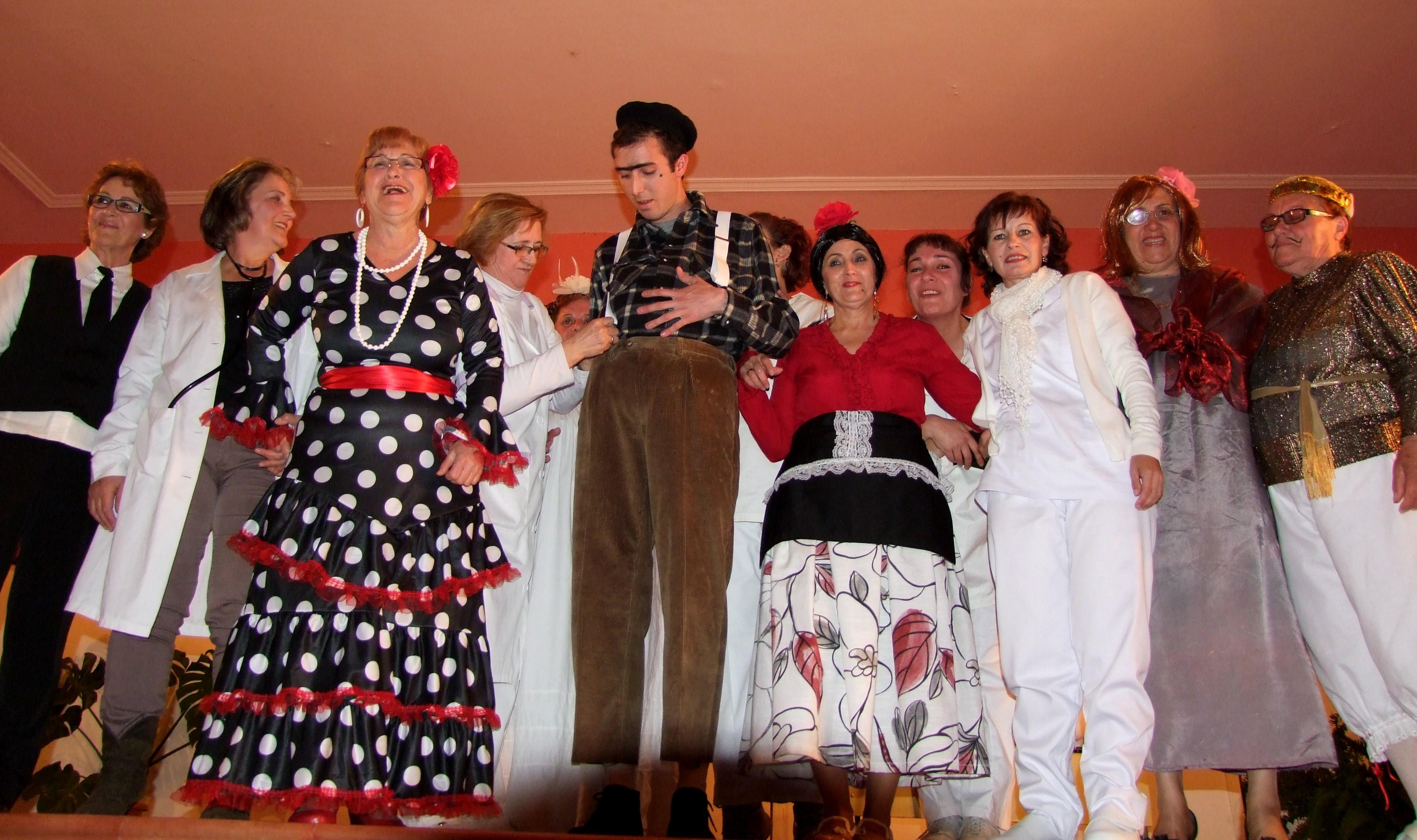 La Universidad Popular lanza un curso de teatro en Valdencín