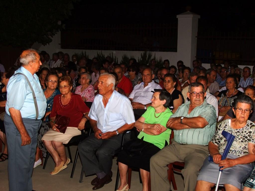 Comienza la semana grande de Fiestas con el Homenaje al Mayor