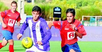 El «Messi» de El Batán vuelve a fichar por el Valladolid