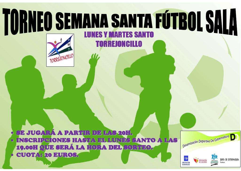 Torneo Semana Santa Futsal 2014