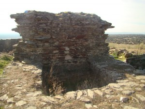 El Torreón, ubicado en la Dehesa Boyal de Torrejoncillo - SILVIA RODRIGO