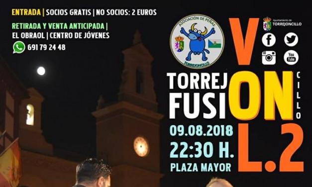 Torrejoncillo Fusión 2018
