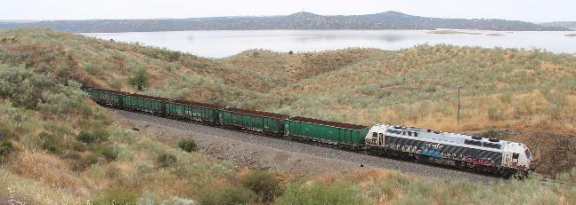 Restablecido el tráfico ferroviario entre Cáceres y Plasencia tras el descarrilamiento de un tren en Cañaveral