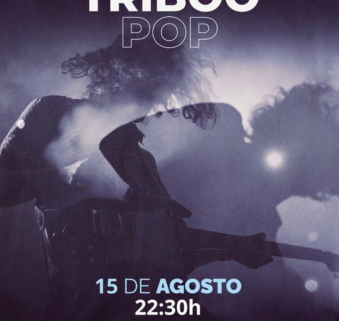 CONCIERTO «TRIBOO POP» ESTA NOCHE EN EL POLIDEPORTIVO