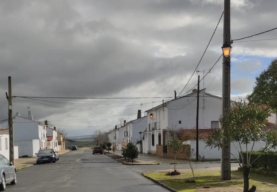 AVERÍA EN EL SUMINISTRO ELÉCTRICO EN VALDENCÍN