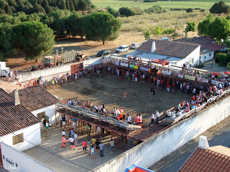 Fiestas de Valdencín 2015