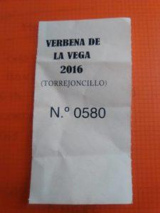 Verbena de la Vega