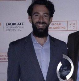 Vicente Clemente recibe el Premio David Wilson en Miami