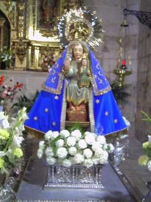 Cañaveral celebra su Semana Jubilar en honor a la Virgen de Cabezón