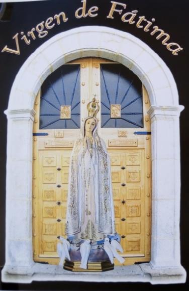 Virgen de Fátima, 100 años de su aparición