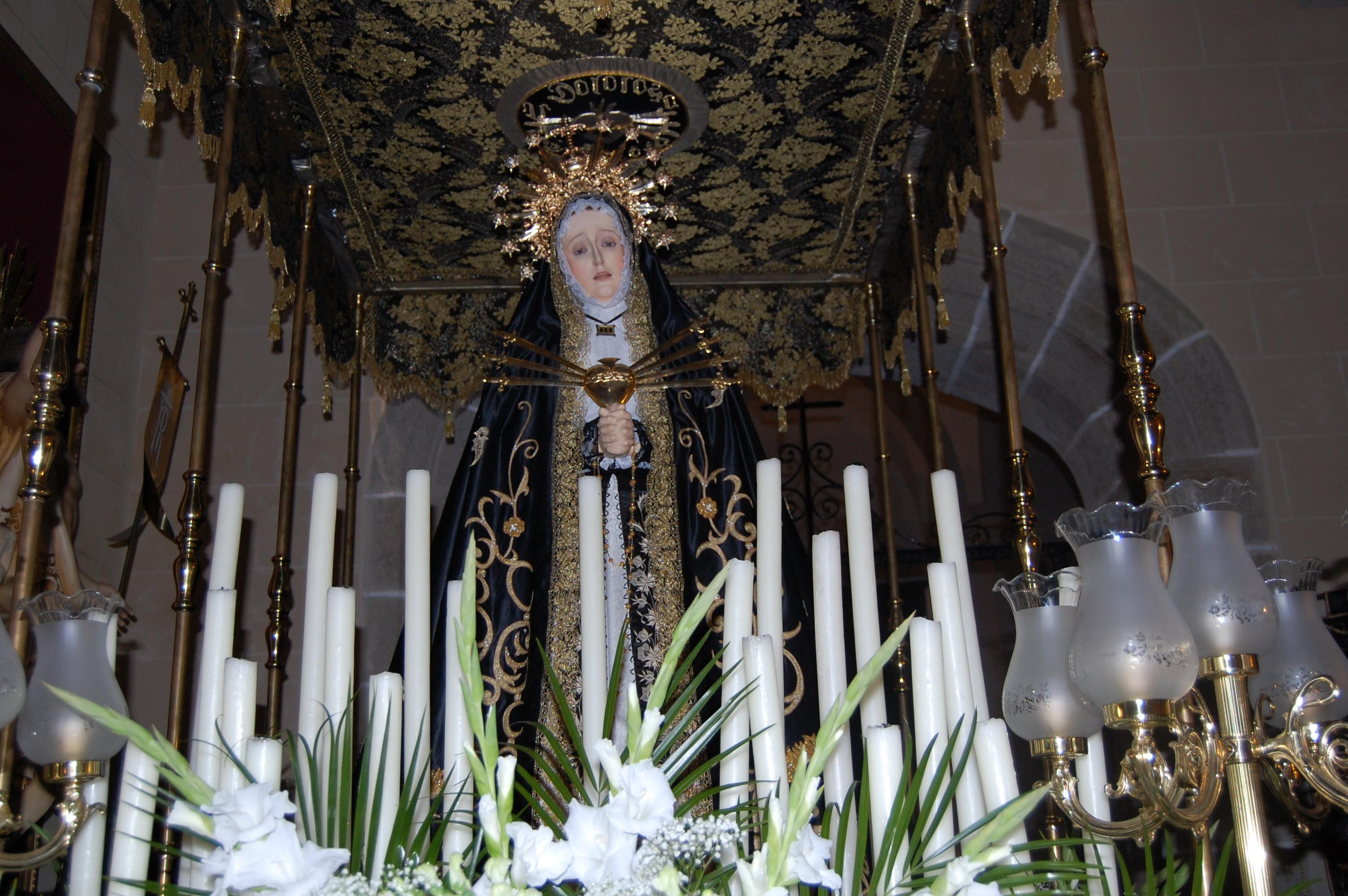 Cofradía Virgen de los Dolores: Asamblea General Ordinaria