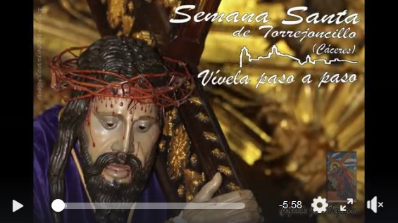 Jueves Santo en Torrejoncillo