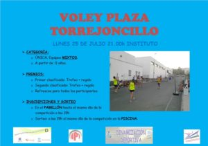Voley Plaza