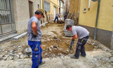 Cortes en vías públicas por obras en la calle Pizarro