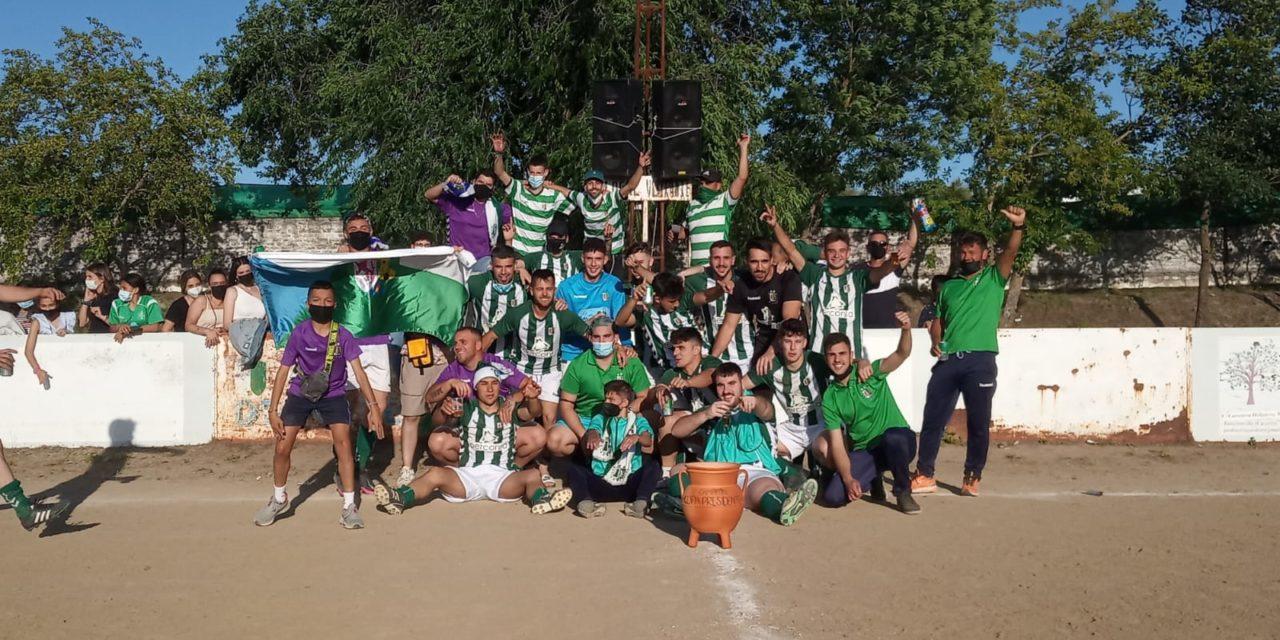 El AD Torrejoncillo se proclama campeón de la Copa Presidente