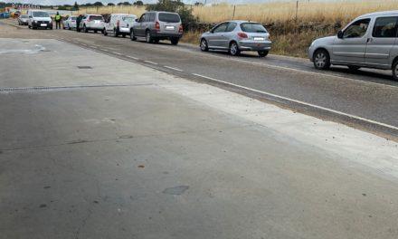 Una Semana de Cierre Perimetral en Torrejoncillo