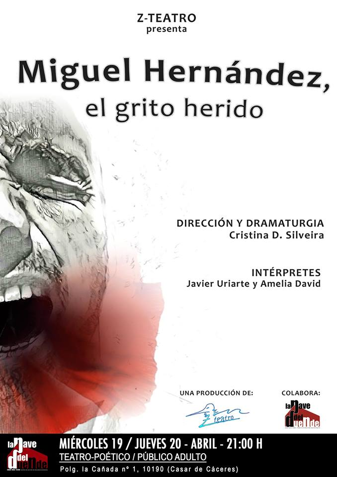 Miguel Hernandez, el Grito Herido