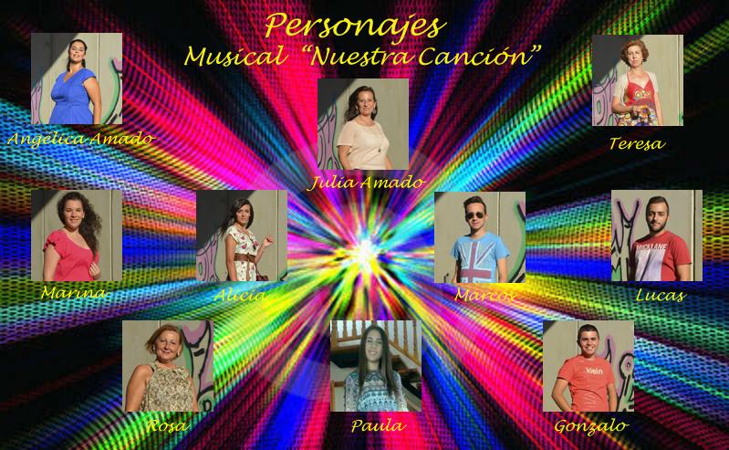 Este domingo, 11 de agosto, a las 22:00 h. llega el Musical «Nuestra Canción»
