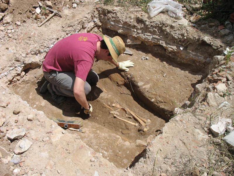 Comienza el  Curso de Arqueología de Campo en el Torreón