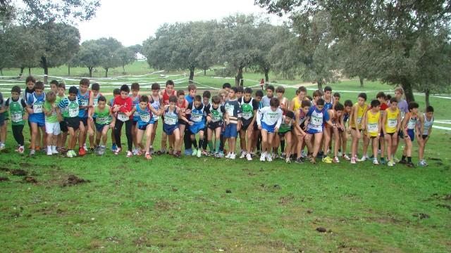 Fiesta del atletismo en San Pedro