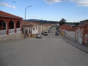 Calle Prado de Torrejoncillo, donde residía el fallecido, A.C.S., los últimos años - ARCHIVO