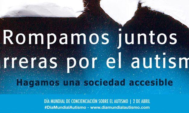 Paseo mañanero por el Autismo en Torrejoncillo