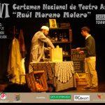 """XXVI Certamen Nacional de Teatro Amateur """"Raúl Moreno Molero"""""""