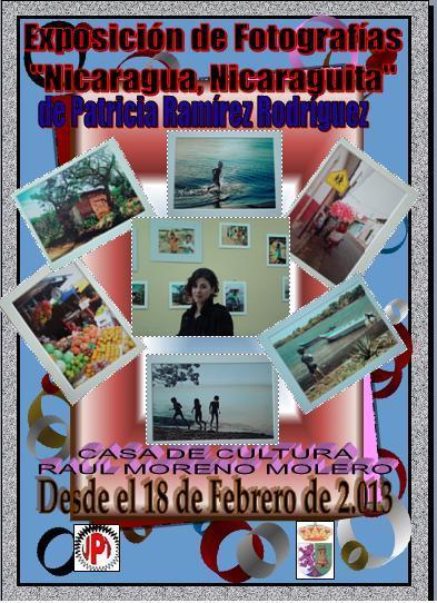 """Exposición de Fotografía de Patricia Ramírez: """"Nicaragua, Nicaragüita"""""""